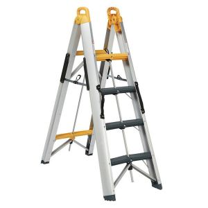 Werner 6 ft. Fiberglass Step Ladder with 300 lbs